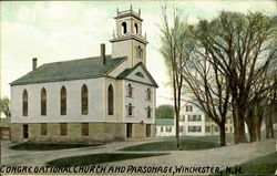 Congregational Church And Personage
