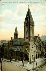 Madison Ave. Second Reformed Church