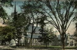 St. Thomas Episcopal Church and Parion Manse
