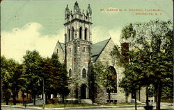 St. Marks M. E. Church, Flatbush