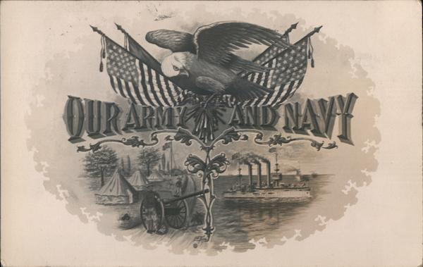 Our Army and Navy Patriotic