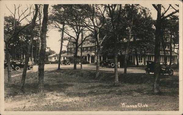 Wianno Club Building and Grounds Massachusetts