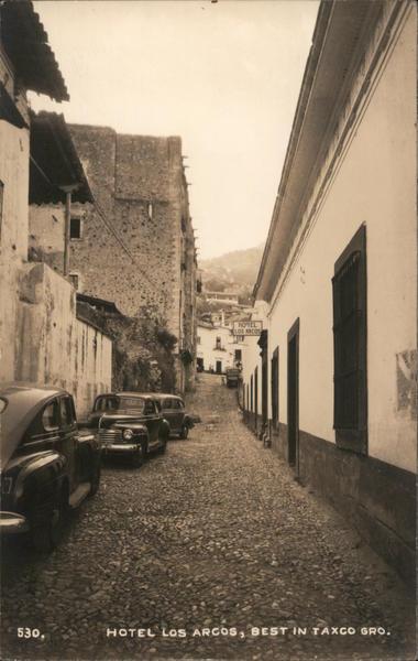 Hotel Los Argos, Best in Taxco Gro Mexico