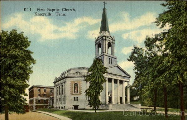 First Baptist Church Knoxville Tennessee