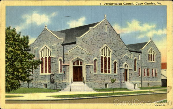 Presbyterian Church Cape Charles Virginia