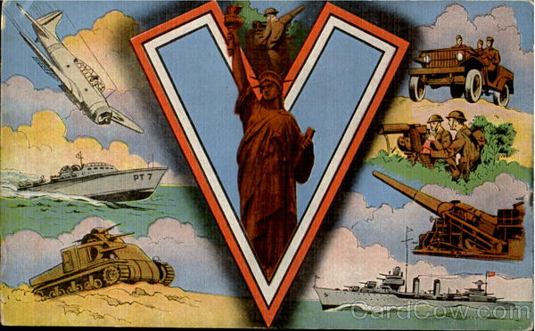 V for Victory Military