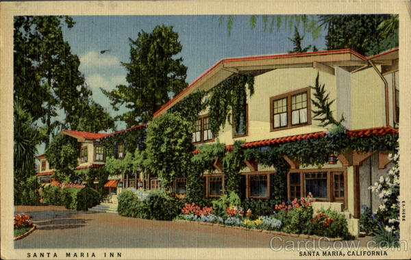 Santa Maria Inn California