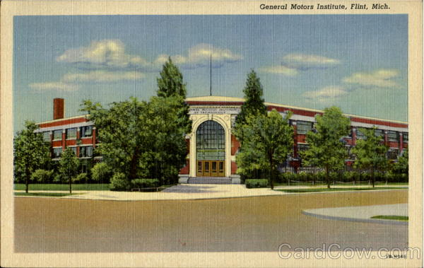 General Motors Institute Flint Michigan