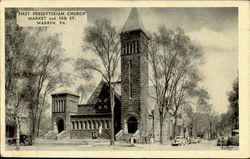 First Presbyterian Church, Market And 3rd St