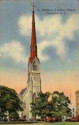 St. Matthew's Lutheran Church, 403 King Street