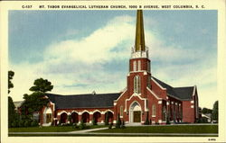 Mt. Tabor Evangelical Lutheran Church, 1000 B Avenue
