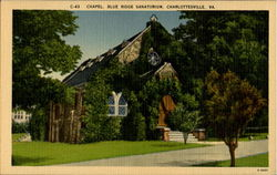 Chapel Blue Ridge Sanatorium