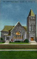 First Presbyterian Church, College Ave