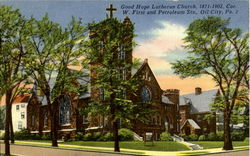 Good Hope Lutheran Church, W. First And Petrolelum Sts.