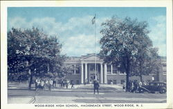 Wood-Ridge High School, Hackensack Street