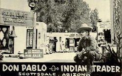 Don Pablo Indian Trader