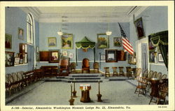 Alexandria Washington Masonic Lodge No. 22