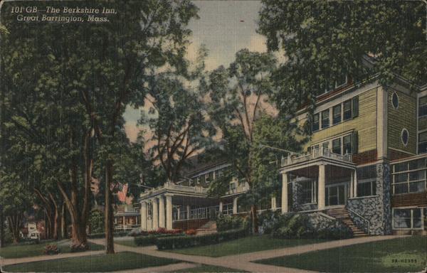 The Bershire Inn Great Barrington Massachusetts
