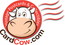 CardCow Vintage Postcards Logo
