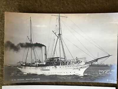 1907 Great White Fleet/Spanish American War Navy RPPC Real Photo Card SET 32pcs.
