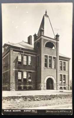 RPPC Public School Sidney Illinois Champaign County