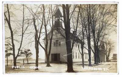 RPPC Public School In Thomasboro, Illinois. Champaign County