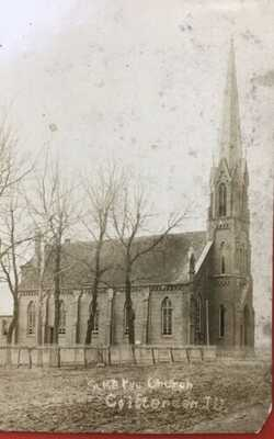 RPPC St. Marys Church Crittenden Township Champaign County