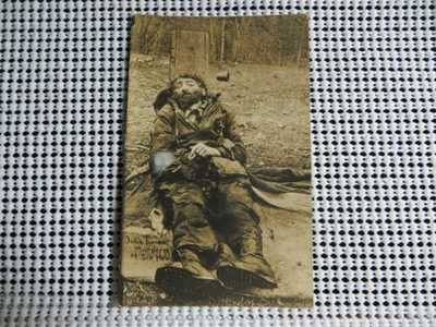 RARE JOHN TORNOW WILD MAN OF THE WYNOOCHE THREE REAL PHOTO POSTCARDS RARE