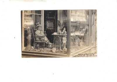SAN FRANCISCO, CA, RPPC, MR & MRS WONG SUN YUE CLEMENS, CHINATOWN, POSTCARD, #3