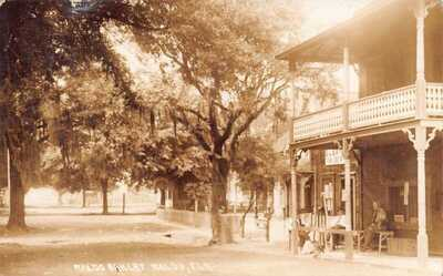 FL 1918 RARE! Florida Waldo Bakery at Waldo, FLA - Gainesville - Alachua County