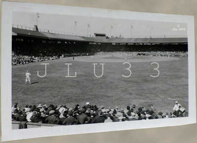 Rare 1919 RPPC Babe Ruth Stars Baseball Game Washington Park Los Angeles CA PSA