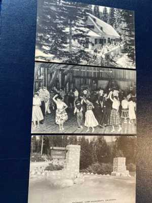 RPPC Camp Sacramento-Lake Tahoe Placerville Highway Kyburz, El Dorado County CA