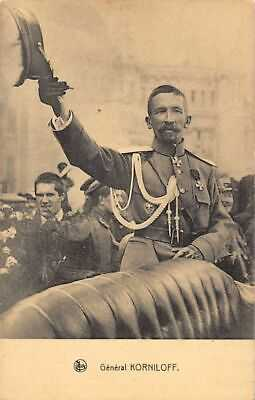 Russia - White General LAVR KORNILOV - Publ. Korniloff-Chaperon.