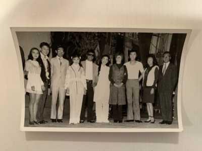 BRUCE LEE - Owned Original Photograph Hong Kong Shaw Brothers 1970s