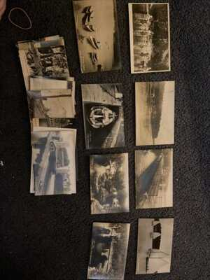 Lake Hopatcong NJ Old Postcards And 3 Coney Island Plus 1 Asbury Park