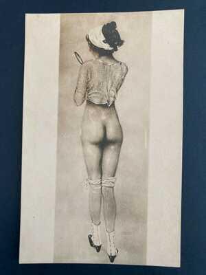 Raphael Kirchner M.1-32 Dell'Aquila 1910-14 . Rarity R.6 .