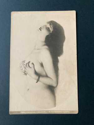 Raphael Kirchner, M.1-3 Etude d'expression 1910-14 Unposted .