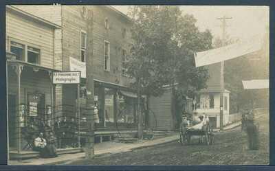 H1496.RPPC P.F.Pinsonneault Photograph 1908