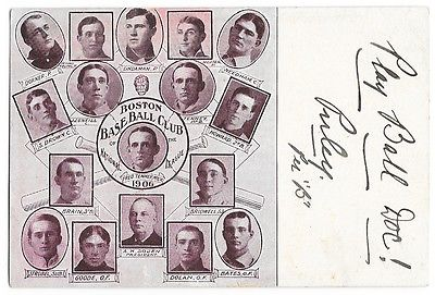 Image result for beaneaters 1906