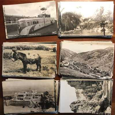 102 Colorado Sanborn Identified Real Photo RPPC one hundred and two pieces