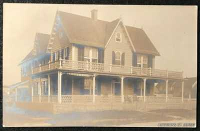 RPPC Y W C A REHOBETH BEACH, DE BOARDWALK & REHOBOTH AVE DOLLEYS CANDYLAND NOW