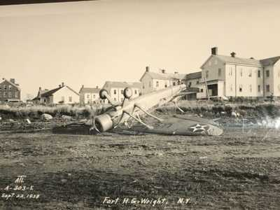 Fishers Island NY Photograph Lot 1938 Hurricane Aftermath