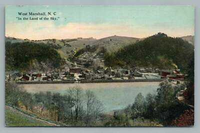 "Marshall NC Madison County North Carolina ""Land of the Sky"" Antique Asheville"
