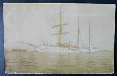 RP French Ship Yves de Kerguelen Mailed by Captain Allaire 1914 Postage Due