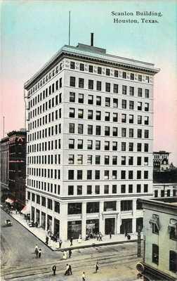Scanlon Building, Houston, Texas