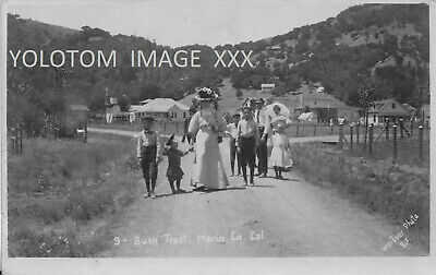Weidner RPPC-Bush Tract-Early Real Estate Development-San Anselmo-Ca-Marin