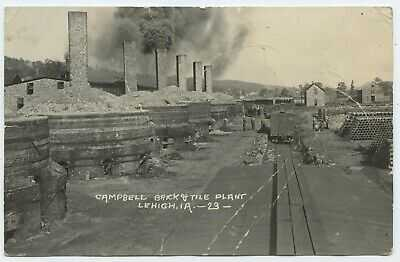 IA Lehigh Campbell Brick & Tile Plant Factory  as-is   RPPC
