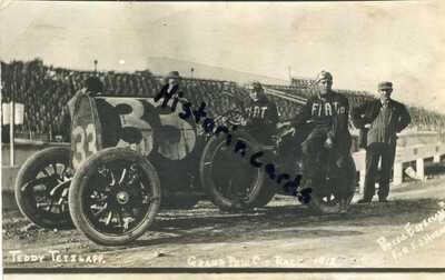 RP Wauwatosa Wisconsin 3 Views Grand Prix Cup Race 1912 WI