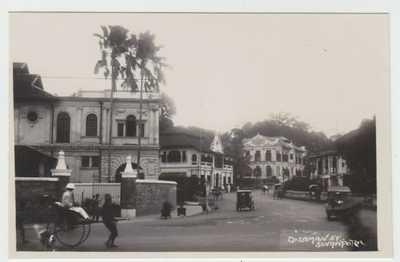 SINGAPORE  - COLBMAN ST.