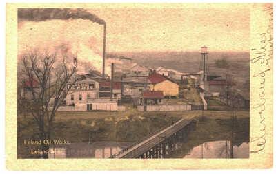1908 Leland Oil Works - Leland, Mississippi